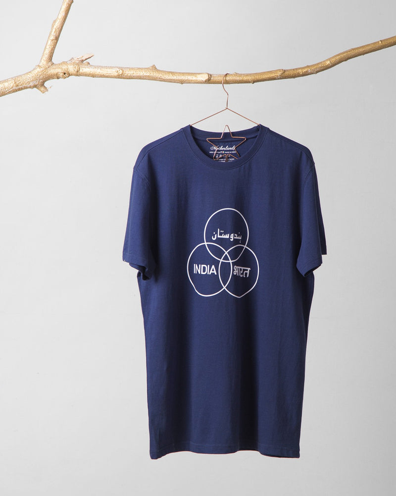 Motherland T-shirt - Blue