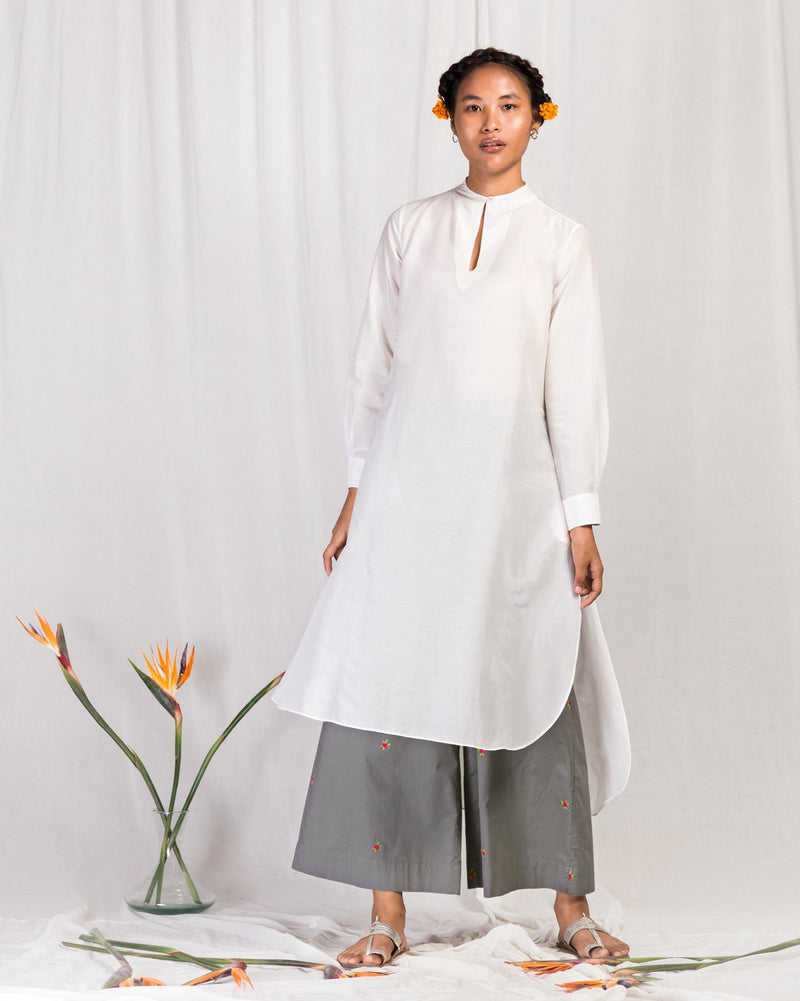 High Neck Kurta