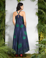 Enchanted Twist Back Dress