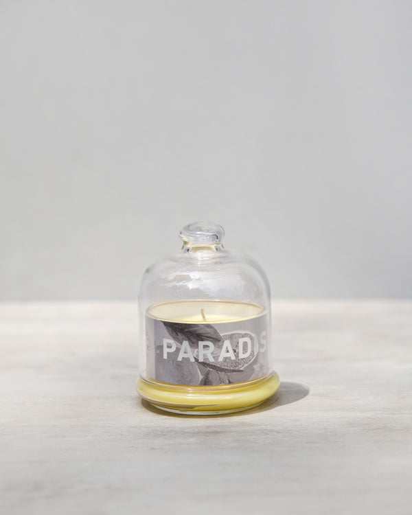 Paradisi Bell Jar Candle - Small