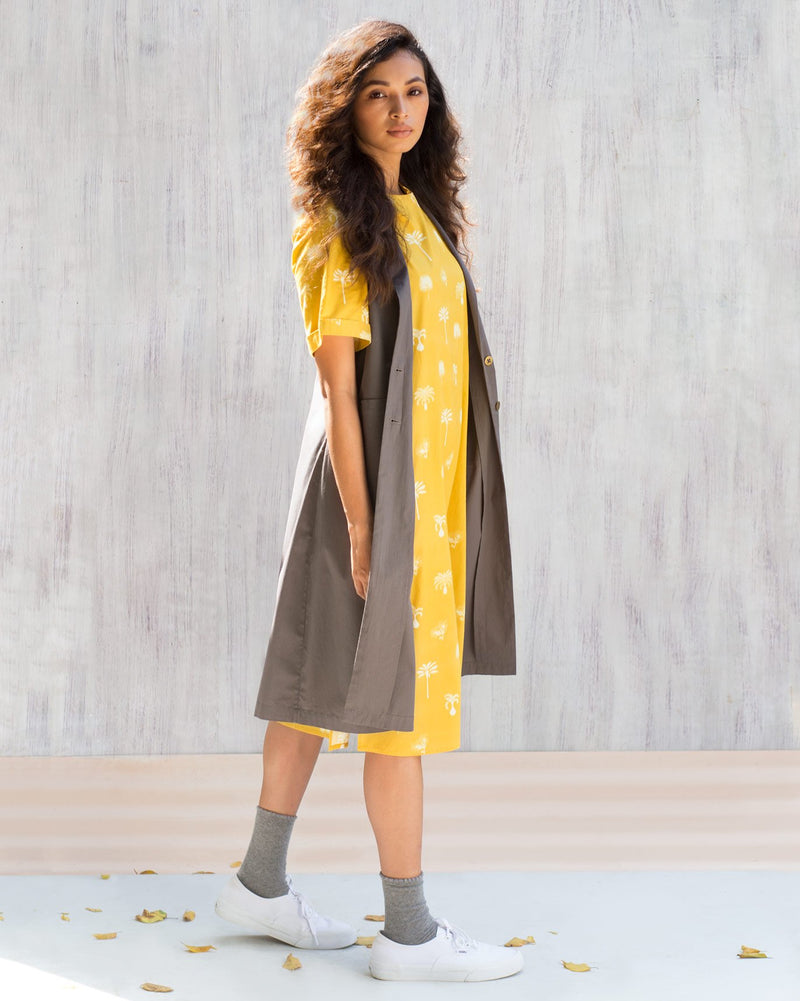 Scout Dress - Yellow