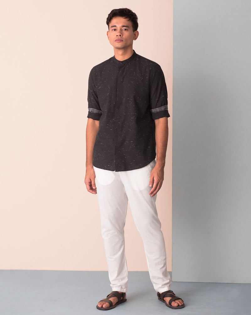 Riverston Shirt - Black