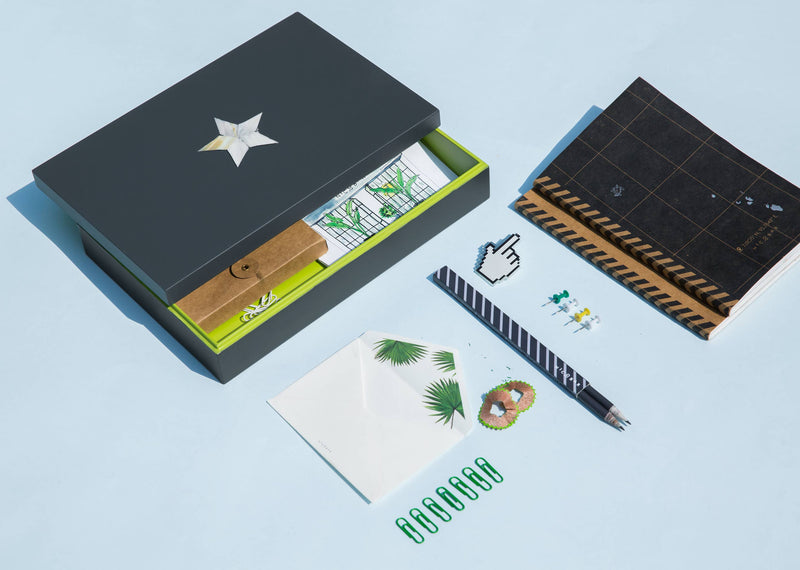 Star Stationery Box