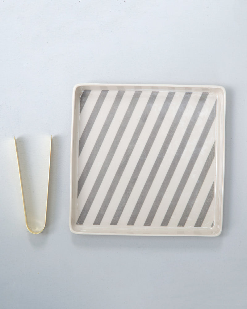 Colombo Cookie tray with Tongs