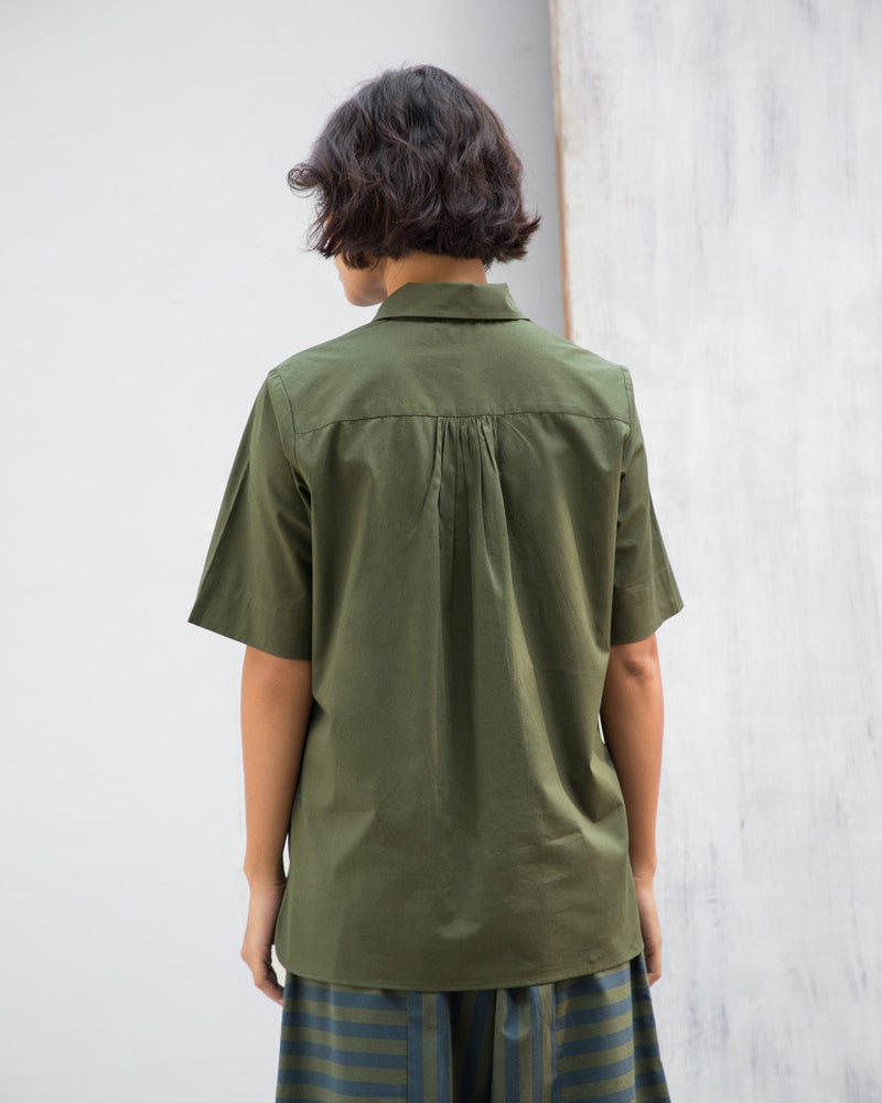 East Coast Top - Green