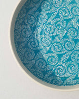 Dot Shallow Bowl