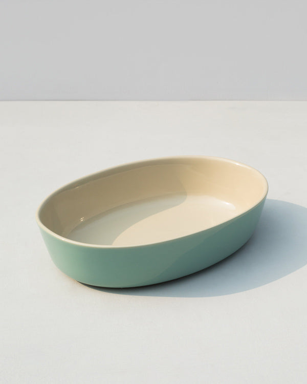 Java Oval Baking Dish