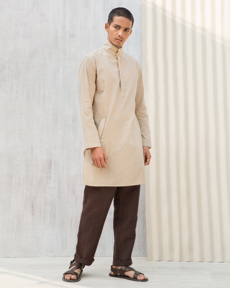 Front Pocket Kurta