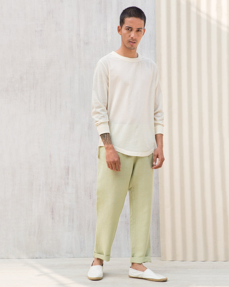 Vintage Trousers - Green