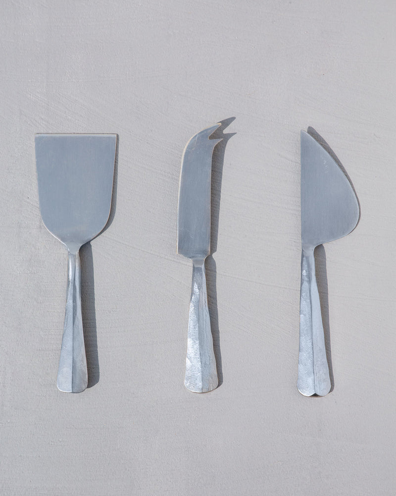Starlight Cheese Knives (Set of 3)
