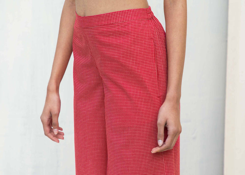 Basic Pyjamas - Red