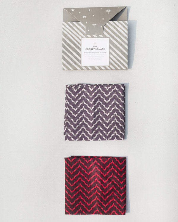 Chevy Pocket Square (Set of 2)