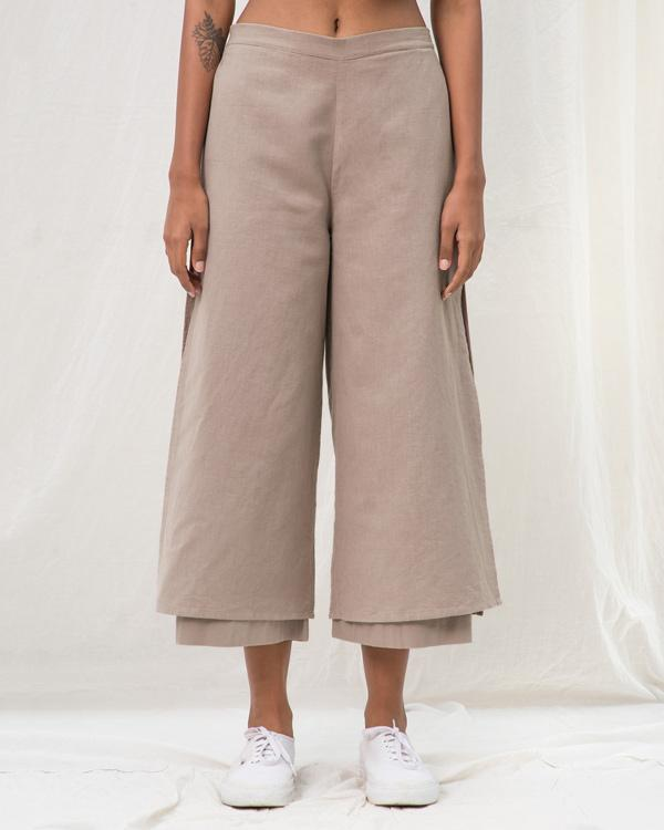Marshmallow Pants - Grey