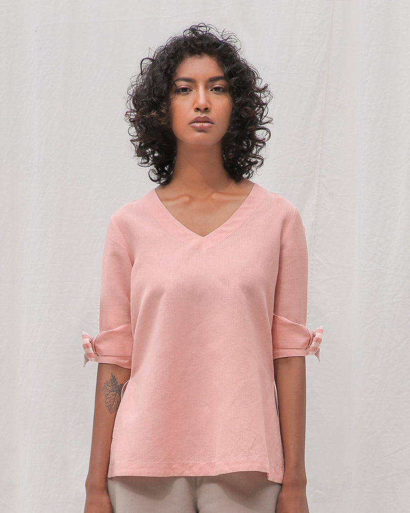 Shift Top - Pink