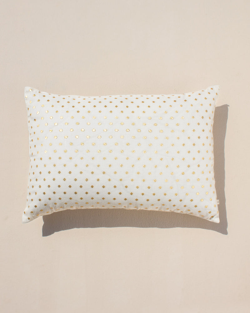 Dot Lumbar Pillow