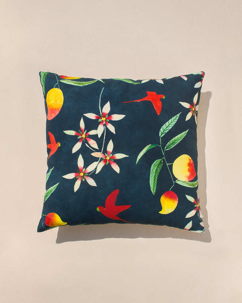 Aamras Cushion - Blue