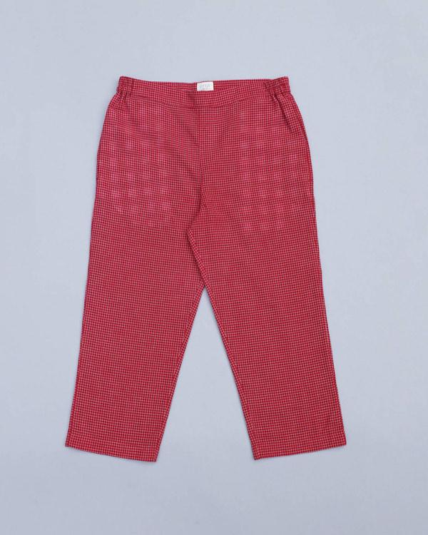 Little Basic Pyjamas - Red