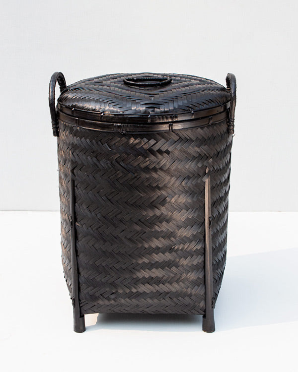 Laundry Basket with Cover