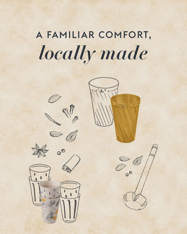 A Familiar Comfort, Locally Made