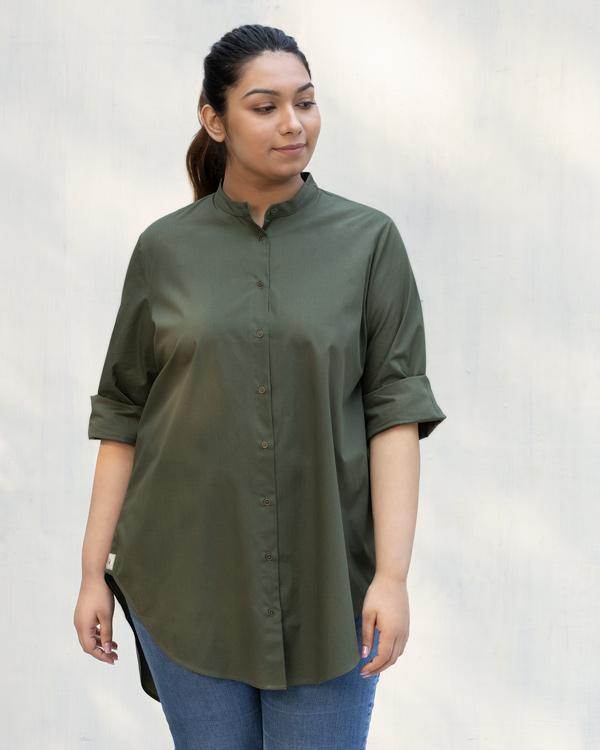 Eclipse Shirt - Olive