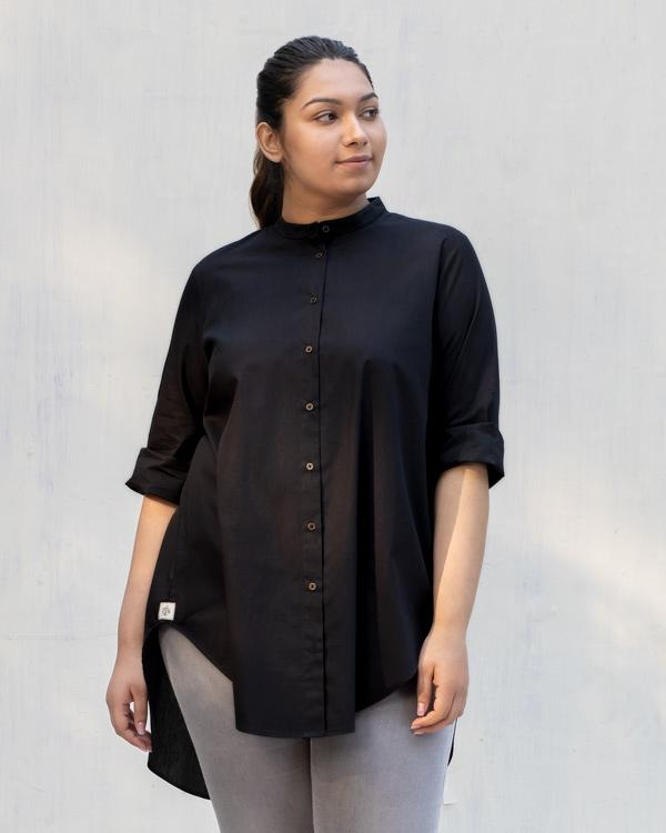Eclipse Shirt - Black