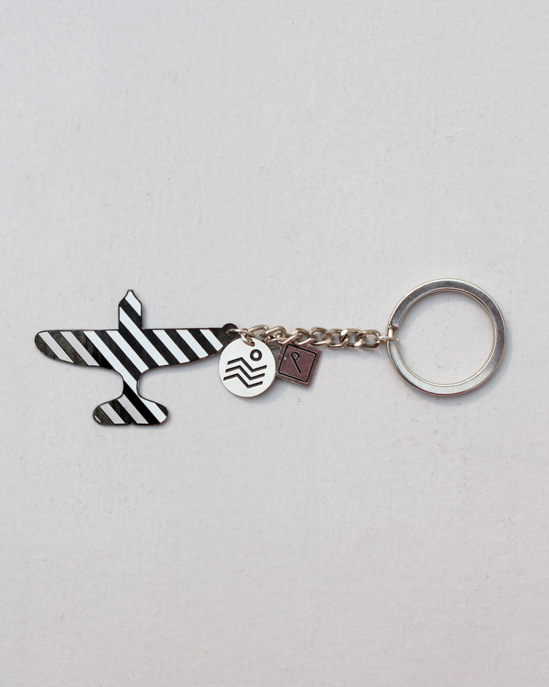 In Flight Keychain