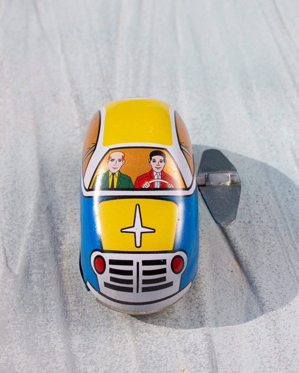 Kahlo Wind-Up Car