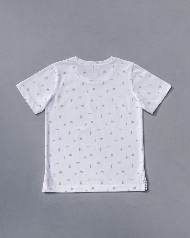 Little Icon T-Shirt - White
