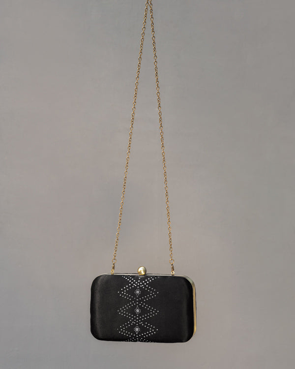 Martini Clutch - Black