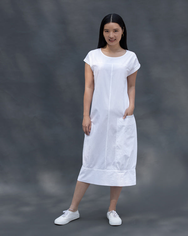 Shibui Dress - White