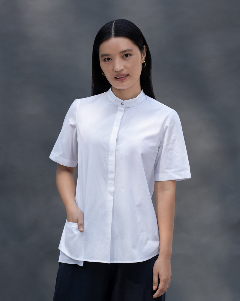 Transit Shirt - White