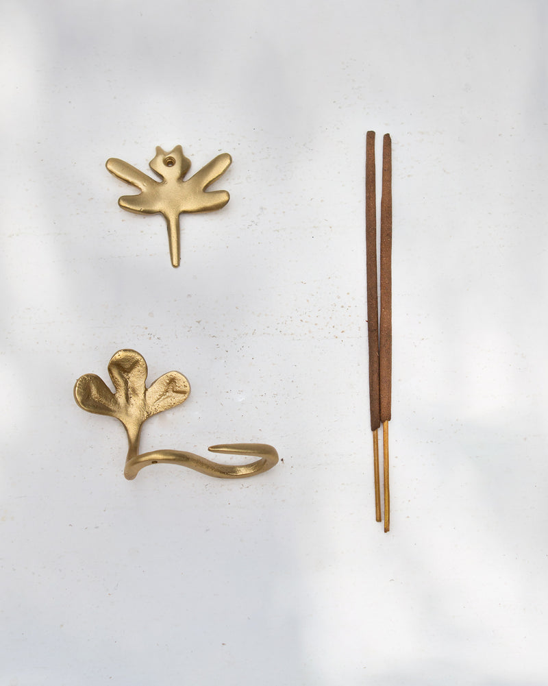 Lotus Pond Incense Holder