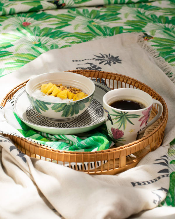 Madagascar Breakfast Set