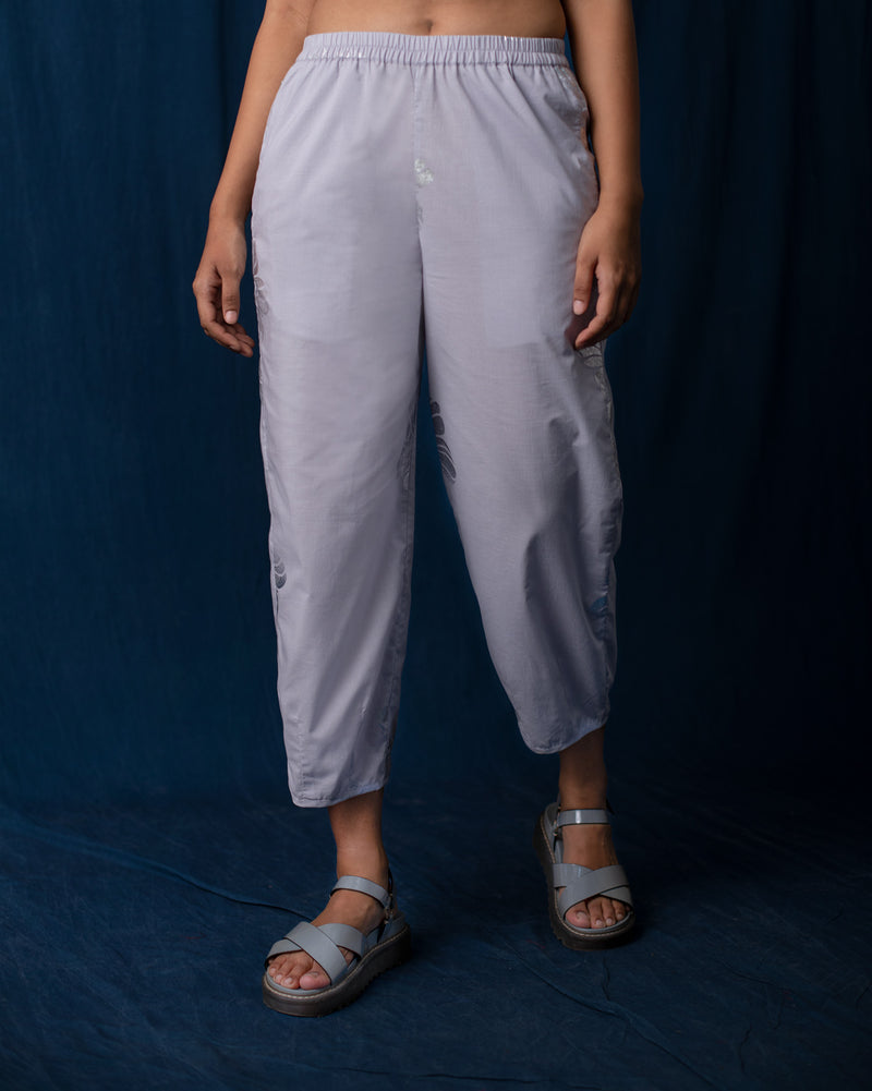 Basic Trousers - Grey