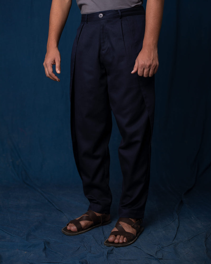 Baron Trousers - Navy