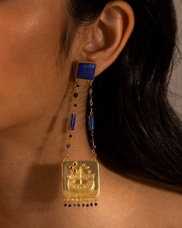 Nauka Earrings