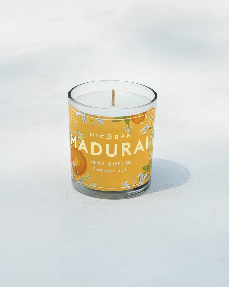 Madurai Jar Candle
