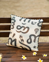 Nizara Cushion - Natural