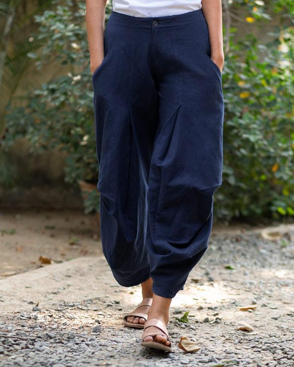 Weekend Trousers - Blue