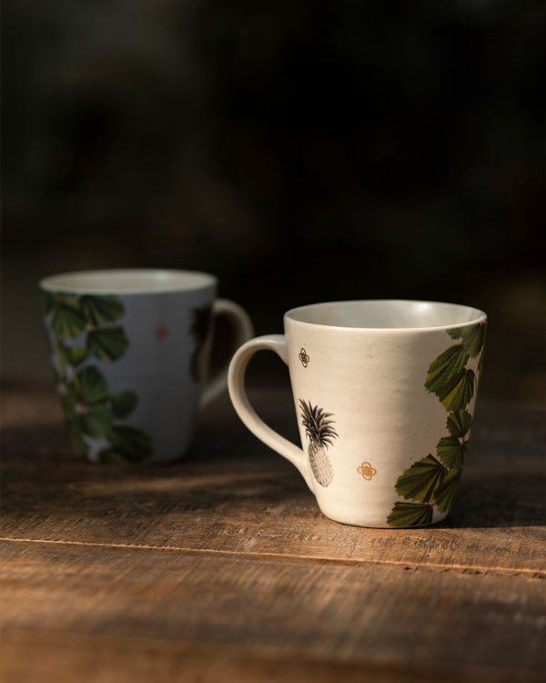 Oyster Bay Mug Set (Set of 2)