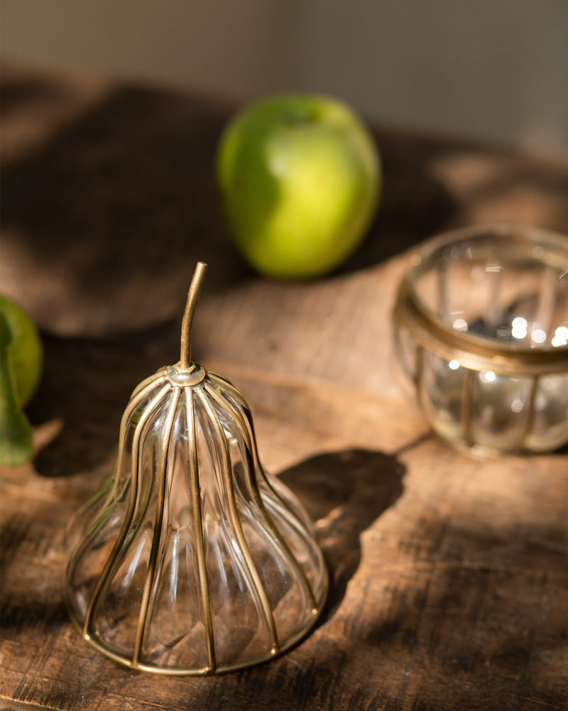 Pear Deco Jar