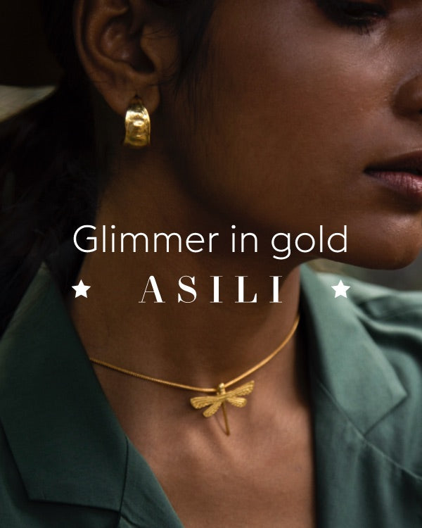Asili Glimmer In Gold