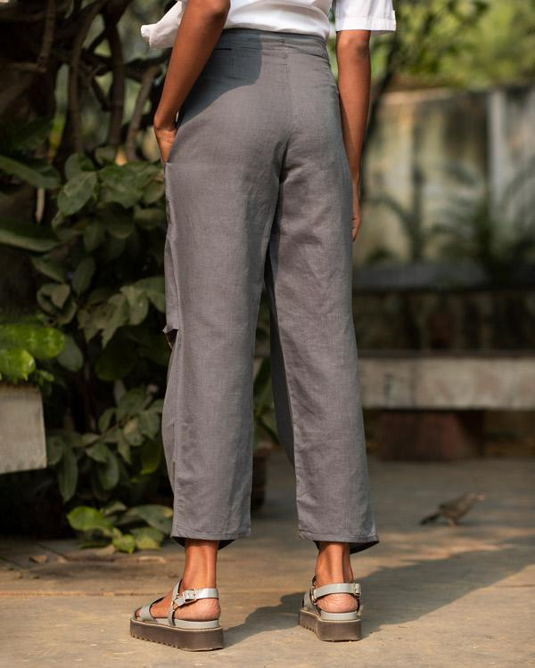 Weekend Trousers - Grey
