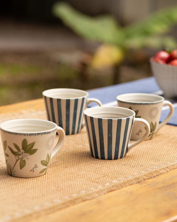 Nadi Espresso Mugs (Set of 4)