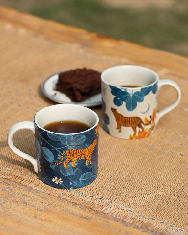 Nadi Straight Mugs (Set of 2)