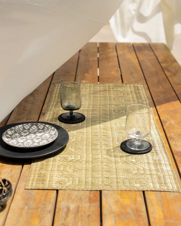Madura Table Topper - Natural