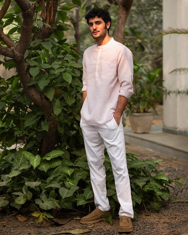 Pondicherry Shirt - Pink