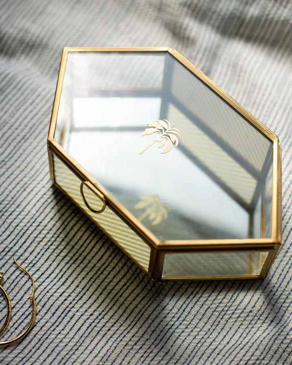 Taral Jewellery Box - Medium