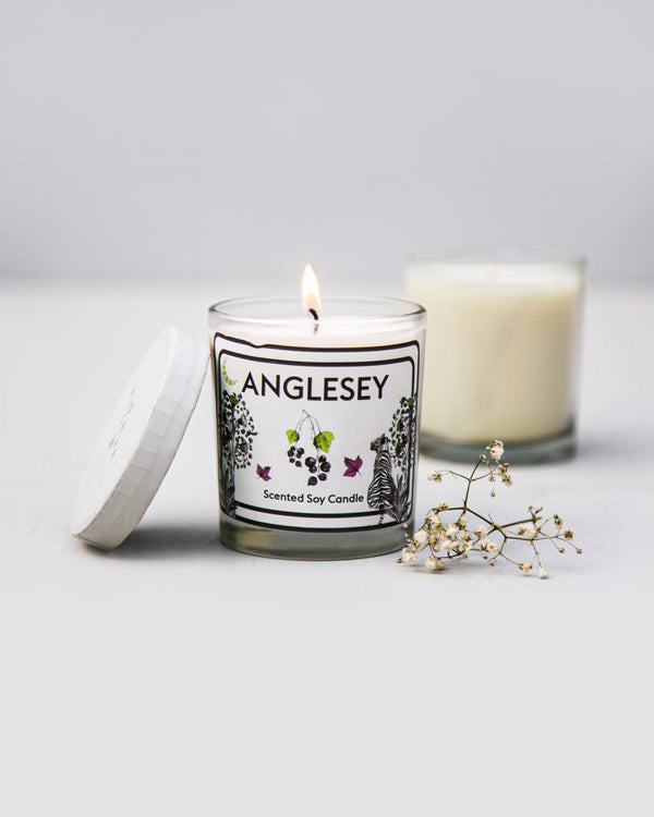 Anglesey Jar Candle