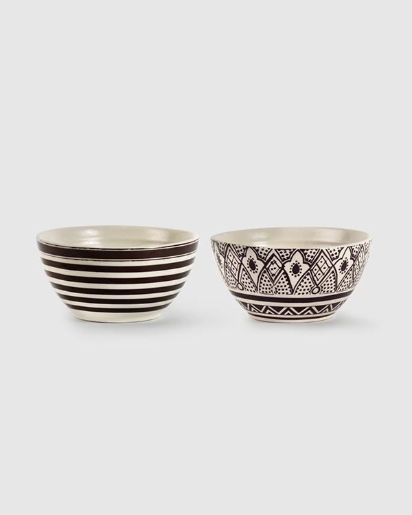 Maasai Nut Bowl (Set of 2)